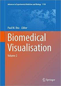 Biomedical Visualisation: Volume 2-cover