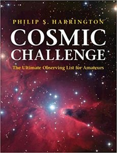 Cosmic Challenge: The Ultimate Observing List for Amateurs-cover