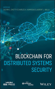 Blockchain for Distributed Systems Security-cover
