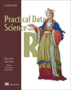 Practical Data Science with R 2nd Edition-cover