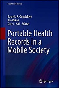 Portable Health Records in a Mobile Society-cover