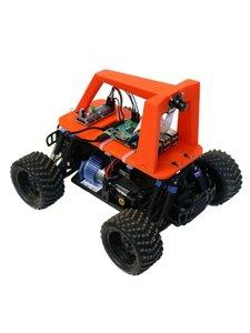 Donkey Car 學習套件(官方競速版)(不含Pi 3B+、SD卡及電源)-cover
