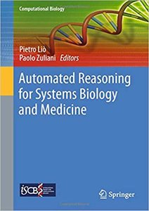 Automated Reasoning for Systems Biology and Medicine-cover
