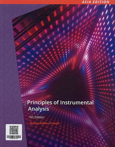 Principles of Instrumental Analysis, 7/e (Paperback)【內含Access Code,經刮除不受退】-cover