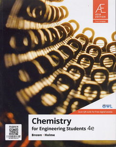 Chemistry For Engineering Students, 4/e (AE-Paperback)【內含Access Code,經刮除不受退】-cover