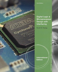 Digital Logic & Microprocessor Design with Interfacing, 2/e (Paperback)-cover
