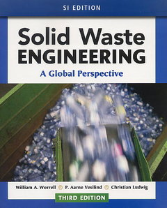 Solid Waste Engineering: A Global Perspective, 3/e (SI Edition)(PAperback)
