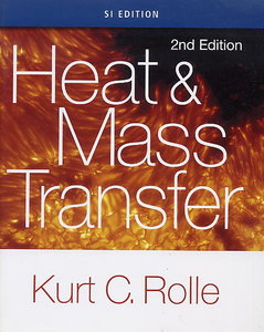 Heat and Mass Transfer, 2/e (SI Edition)(Paperback)-cover