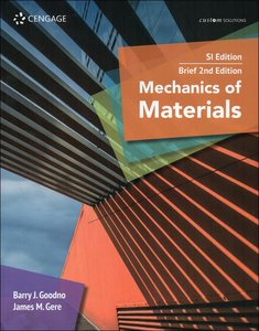 Mechanics of Materials SI Edition Brief, 2/e (Paperback)-cover