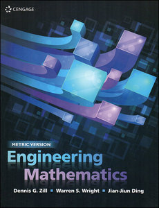 Engineering Mathematics Metric Version (Paperback)-cover