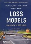Loss Models: From Data to Decisions, 5/e (Hardcover)-cover