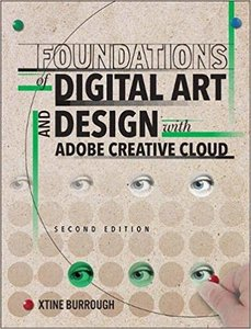 Foundations of Digital Art and Design with Adobe Creative Cloud-cover