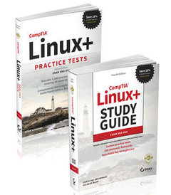 CompTIA Linux + Certification Kit: Exam XK0-004-cover