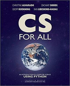 CS for All: An Introduction to Computer Science Using Python-cover