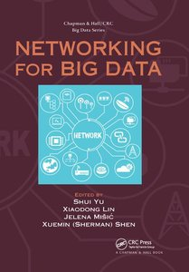 Networking for Big Data (paper)(Hardcover-9781482263497)-cover