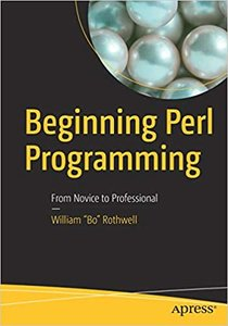 Beginning Perl Programming: From Novice to Professional-cover