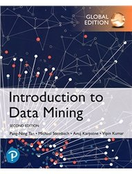 Introduction to Data Mining, 2/e (GE-Paperback)-cover
