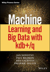 Machine Learning and Big Data with KDB+/Q-cover