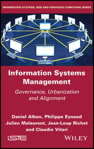 Information Systems Management: Governance, Urbanization and Alignment-cover