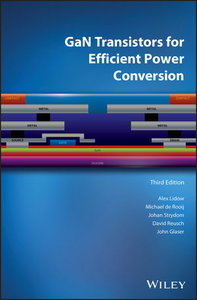 GaN Transistors for Efficient Power Conversion, 3rd Edition-cover