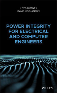 Power Integrity for Electrical and Computer Engineers-cover