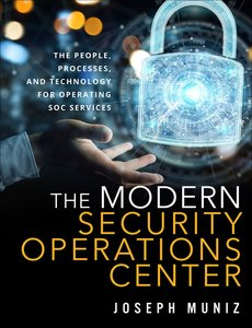 The Modern Security Operations Center-cover