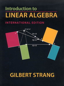 Introduction to Linear Algebra (IE-Paperback)-cover