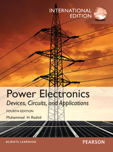 Power Electronics : Devices, Circuits, and Applications, 4/e (IE-Paperback)-cover