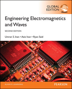 Engineering Electromagnetics and Waves, 2/e (GE-Paperback)-cover