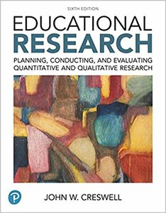 Educational Research: Planning, Conducting, and Evaluating Quantitative and Qualitative Research (6th Edition)-cover