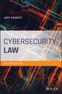 Cybersecurity Law, 2nd Edition-cover