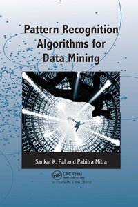 Pattern Recognition Algorithms for Data Mining-cover