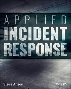 Applied Incident Response-cover