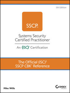 The Official (ISC)2 SSCP CBK Reference-cover