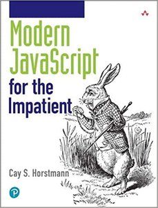 Modern JavaScript for the Impatient-cover