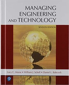 Managing Engineering and Technology-cover