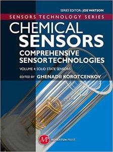 Chemical Sensors Comprehensive Sensor Technologies: Volume 4 Solid State Sensors-cover