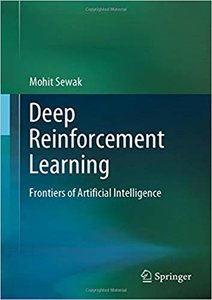 Deep Reinforcement Learning: Frontiers of Artificial Intelligence-cover