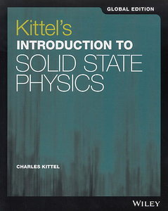 Kittel`s Introduction to Solid State Physics (Global Edition)(Paperback)-cover