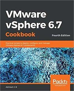 VMware vSphere 6.7 Cookbook - Fourth Edition-cover