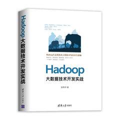 Hadoop 大數據技術開發實戰-cover