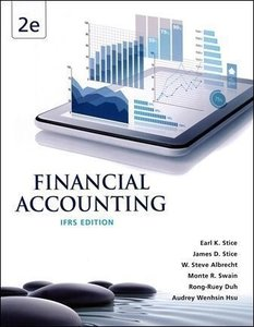 Financial Accounting 2/e (IFRS Edition)(Paperback)-cover