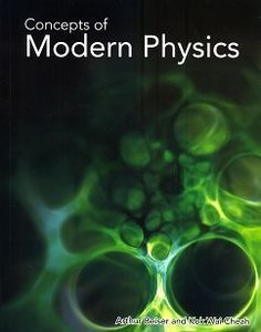Concepts of Modern Physics (IE-Paperback)-cover
