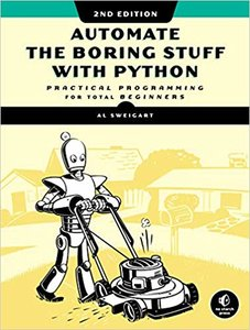 Automate the Boring Stuff with Python : Practical Programming for Total Beginners, 2/e-cover