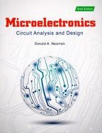 Microelectronics: Circuit Analysis and Design (Paperback)-cover