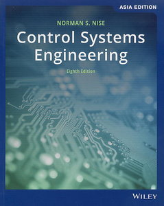 Control Systems Engineering, 8/e (IE-Paperback)