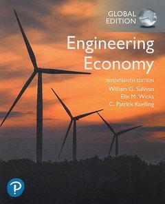 Engineering Economy, 17/e (Paperback)
