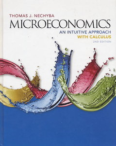 Microeconomics: An Intuitive Approach with Calculus, 2/e (Hardcover)-cover