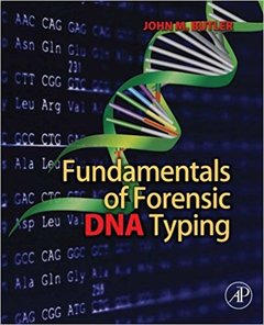 Fundamentals of Forensic DNA Typing 1st Edition-cover