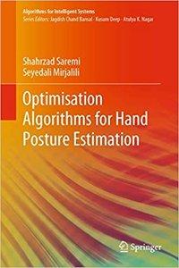 Optimisation Algorithms for Hand Posture Estimation-cover